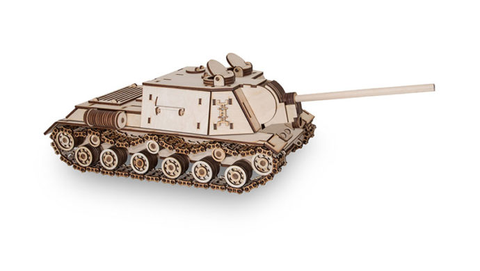 eco-wood-art ISU-152