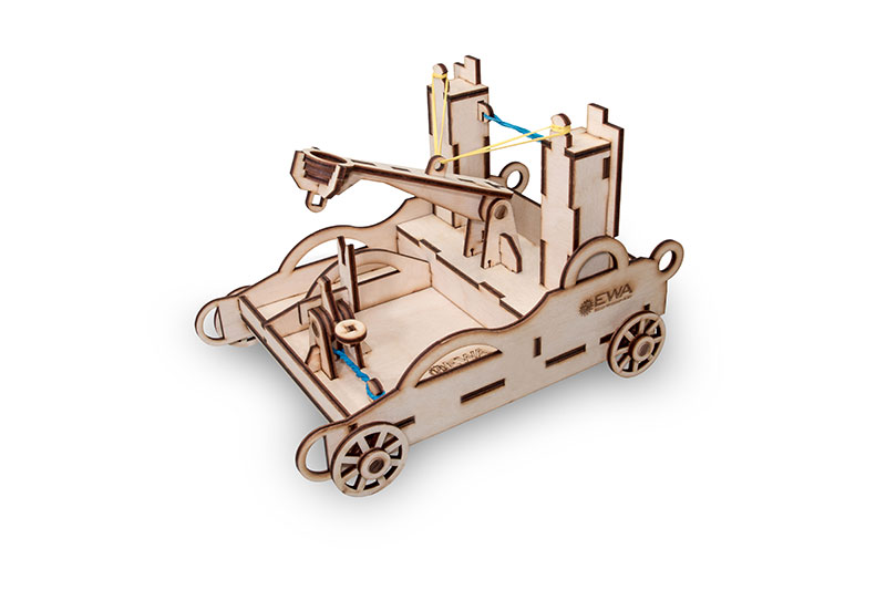 eco-wood-art Ballista