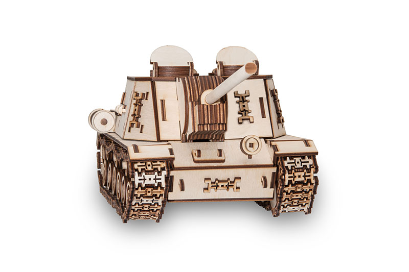 ISU-152 Eco-Wood-Art